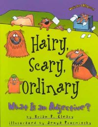 TeachingBooksnet Hairy, Scary, Ordinary: What is an