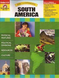 South America (7 Continents) Rachel Lynette